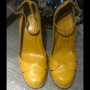Marc Jacobs Wedge Size 6 1/2